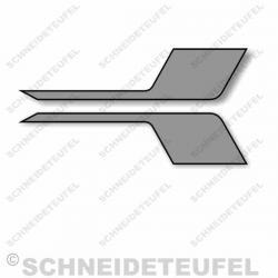 Hercules K50 RL Chromwinkel