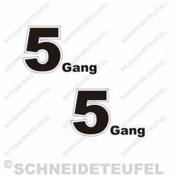 Kreidler Flory Custom 5 Gang