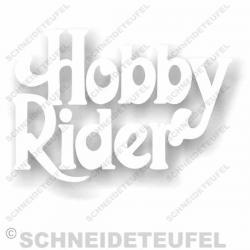 Hercules Hobby Rider Schriftzug