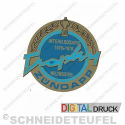 Zündapp Trophy Patch