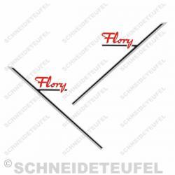 Kreidler Mofa Flory Set