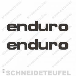 Hercules Enduro Aufkleberset