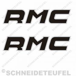 Kreidler Seitenaufkleber RMC Set