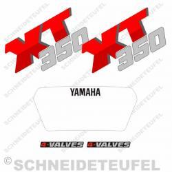 Yamaha XT 350 Set