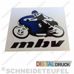 MBV Moped Emblem