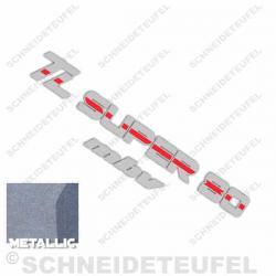 TL Super 80 mbv, silbermetallic