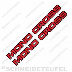 Yamaha Mono Cross