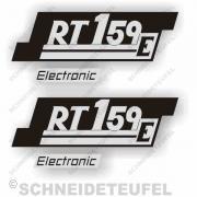DKW RT 150 E Seitenaufkleber