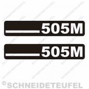 DKW 505M Seitenaufkleber