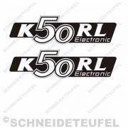 Hercules K50 RL Elektronik