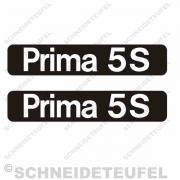 Hercules Prima 5 S Seitenaufkleber
