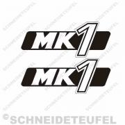 Hercules MK1 Seitenaufkleber