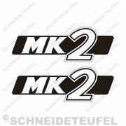 Hercules MK2 Seitenaufkleber