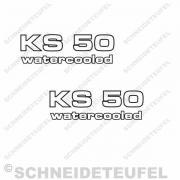 Zündapp KS 50 watercooled
