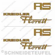 Kreidler Florett RS Aufkleberset