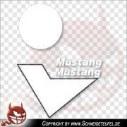 Kreidler Mustang Mokick Aufkleber