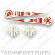 Kreidler Junior J50 Aufkleberset