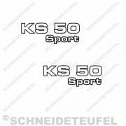 Zündapp KS 50 sport