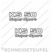 Zündapp KS 50 super Sport
