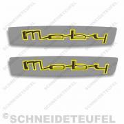 Moby Tankaufkleber