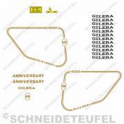 Gilera Saturno Anniversary
