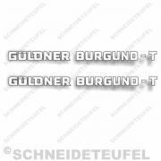 Güldner Burgund T