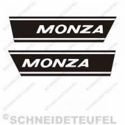 Puch Monza 4 S Seitendeckel