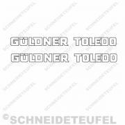 Güldner Toledo weiss