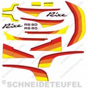 Rixe RS 80 Komplettset DRUCK