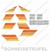 Zündapp CS 50 Orange