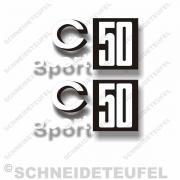 Zündapp C 50 Sport