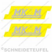 Hercules MK3M Gelb