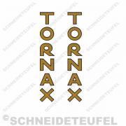 Tornax Rahmenaufkleber