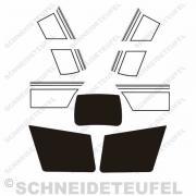 Hercules XE 9 Tankaufkleber