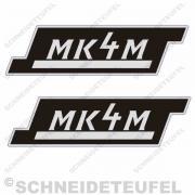 Hercules MK4M Aufkleberset