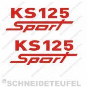 Zündapp KS 125