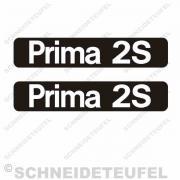 Hercules Prima 2S Seitenaufkleber