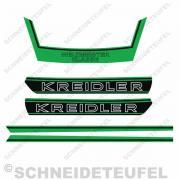 Kreidler Komplettset RS RMC - Grün