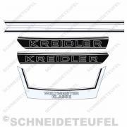 Kreidler Komplettset RS RMC - Weiss