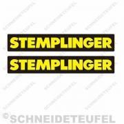 Stemplinger Aufkleber Set