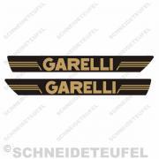 Garelli Katia Tank Aufkleber Set