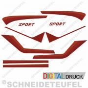 Laverda LB Sport  Aufkleberset