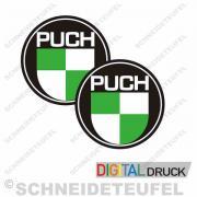 Puch Emblem Druck Set