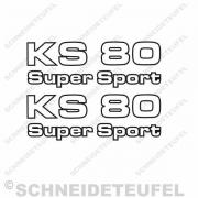Zündapp KS 80 Super Sport
