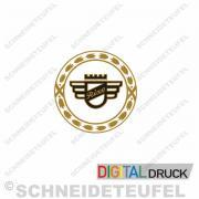 Rixe Emblem Rund