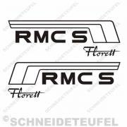 Kreidler RMC S Seitenaufkleber