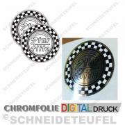 Starflite Emblem Chrom