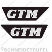 Starflite GTM Aufkleberset