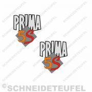 Hercules PRIMA 5S Seitenaufkleber
