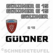 Güldner G 15 silber